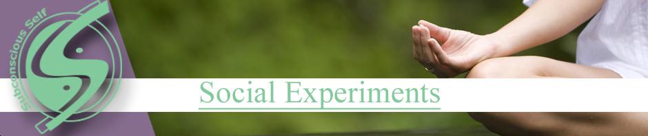 social-experiments